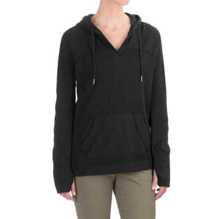 Gramicci Funday Hoodie - Organic Cotton (For Women) in Black - Closeouts