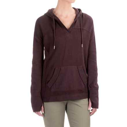 Gramicci Funday Hoodie - Organic Cotton (For Women) in Purple Rein - Closeouts