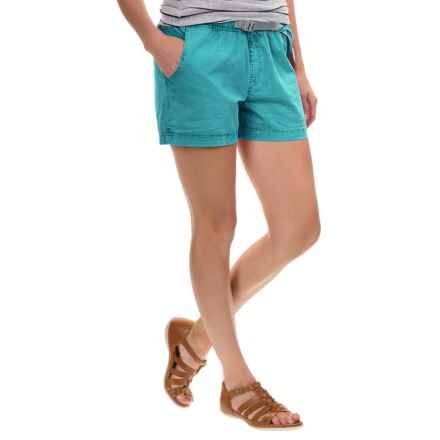 Gramicci G Shorty Shorts - UPF 50+ (For Women) in Blue Bird - Closeouts