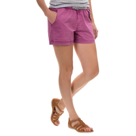 Gramicci G Shorty Shorts - UPF 50+ (For Women) in Byzantium