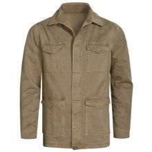 Gramicci Ghent Jacket - UPF 50 (For Men) in Antelope - Closeouts