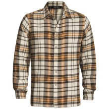 Gramicci Glenwood Plaid Shirt - Long Sleeve (For Men) in Cinnabar - Closeouts