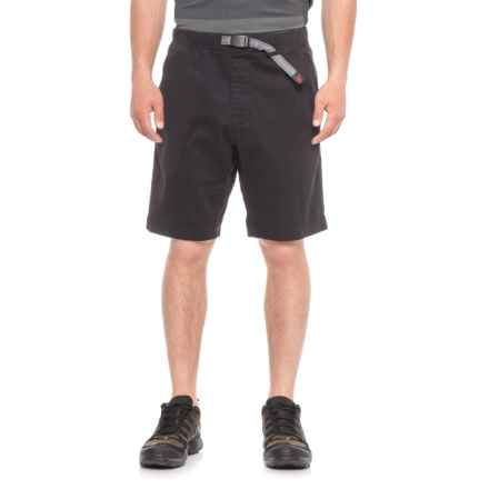 Gramicci Go-To G Shorts (For Men) in Ebony - Closeouts