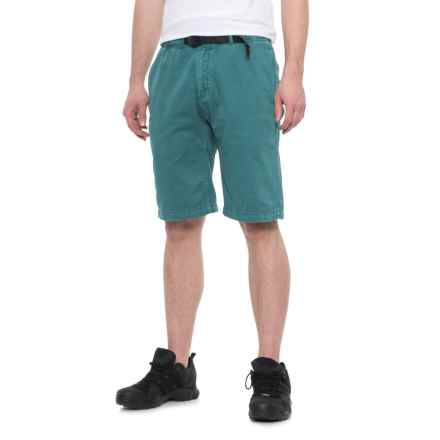 Gramicci Harbor Blue Rockin' Sport Shorts (For Men) in Harbor Blue - Closeouts