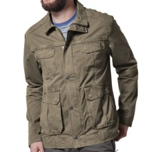 Gramicci High Trail Jacket (For Men) in Barracks Green - Closeouts
