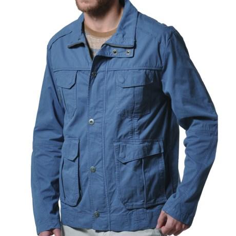 Gramicci High Trail Jacket (For Men) in Vintage Indigo
