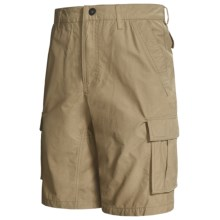 Gramicci Highland Cargo Shorts - UPF 50, Calumet Canvas (For Men) in Beach Khaki - Closeouts