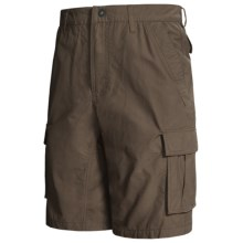 Gramicci Highland Cargo Shorts - UPF 50, Calumet Canvas (For Men) in Hawk - Closeouts