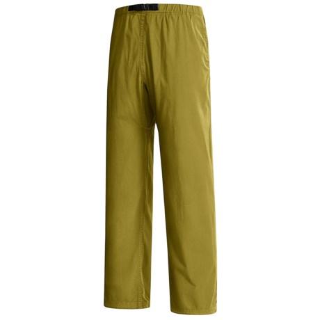 Gramicci Highline Trail Jaya Pants (For Men) in Savana