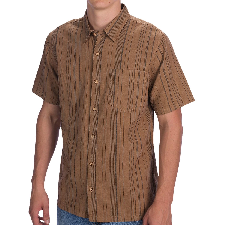 Gramicci Humboldt Button Down Shirt Organic Cotton