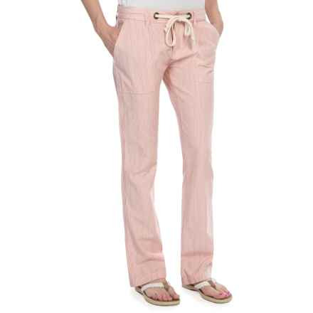 Gramicci Impanema Bali Pants - Cotton (For Women) in Lobster Bisque - Closeouts