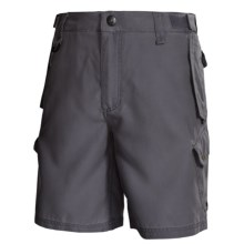 Gramicci Inyo Mesa Cargo Shorts - UPF 50 (For Men) in Black - Closeouts
