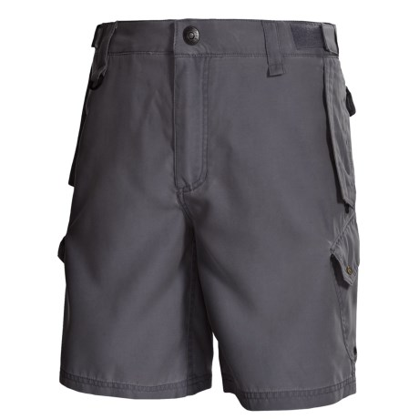 Gramicci Inyo Mesa Cargo Shorts - UPF 50 (For Men) in Black