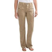 Gramicci Isolde Pants (For Women) in Beach Khaki - Closeouts