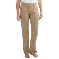 Gramicci Isolde Pants (For Women) in Beach Khaki