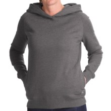 Gramicci Ivette Hoodie (For Women) in Flannel Grey - Closeouts