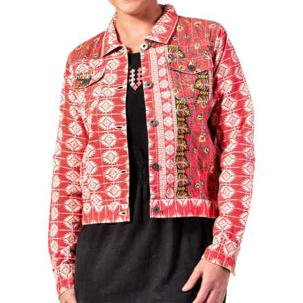 Gramicci Jamie Jacket (For Women) in Arizona Orange - Closeouts