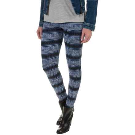 Gramicci Katrine Leggings (For Women) in Blue Grey - Closeouts