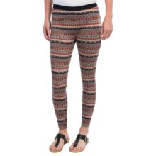 Gramicci Katrine Leggings - Midweight (For Women) in Paprika - Closeouts