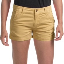 Gramicci Kona Shorts (For Women) in Gold - Closeouts