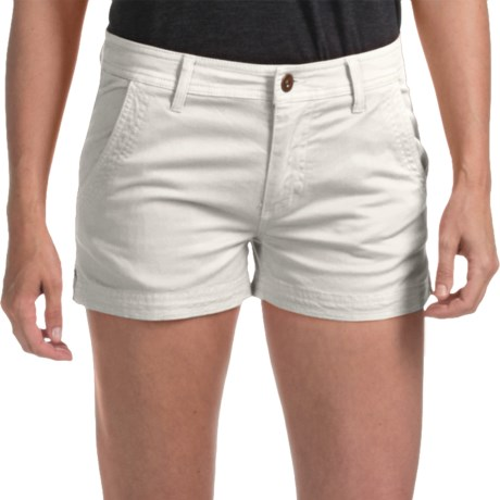 Gramicci Kona Shorts (For Women) in Jet Stream White