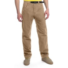 Gramicci Latiger Authentic Mountain Jeans (For Men) in Beach Khaki - Closeouts