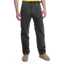 Gramicci Latiger Authentic Mountain Jeans (For Men) in Black - Closeouts