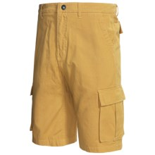 Gramicci Legion Dourada Cargo Shorts - UPF 50, Cotton (For Men) in Dusty Yellow - Closeouts