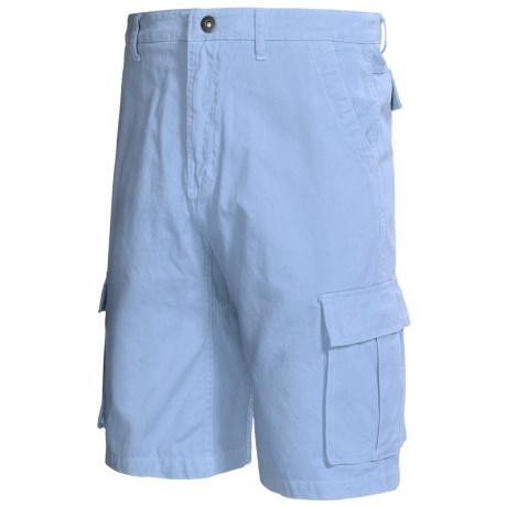 Gramicci Legion Dourada Cargo Shorts - UPF 50, Cotton (For Men) in Ocean Blue