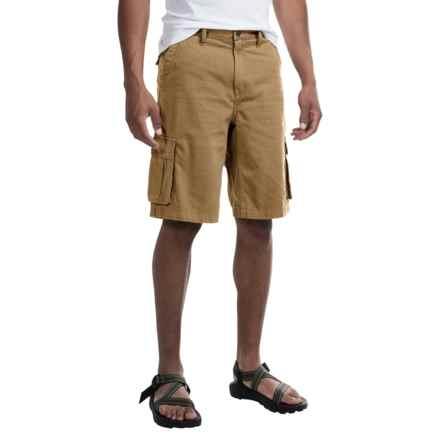 Gramicci Legion Shorts - UPF 50 (For Men) in Classic Khaki - Closeouts