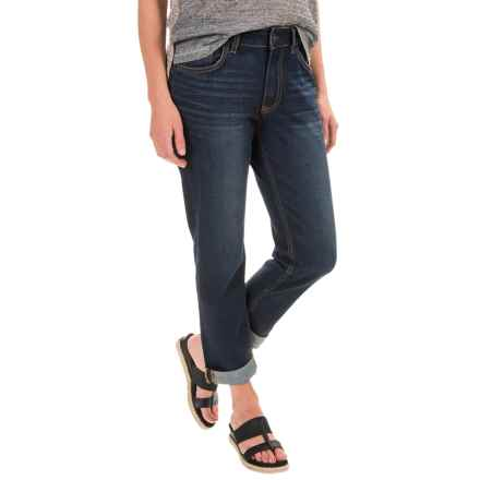 Gramicci Live Free Boyfriend Jeans (For Women) in Liberty Wash - Closeouts