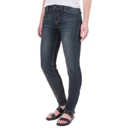 Gramicci Live Free Skinny Jeans (For Women) in Liberty Wash - Closeouts
