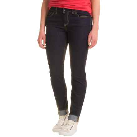 Gramicci Live Free Skinny Jeans (For Women) in Rinse Wash - Closeouts