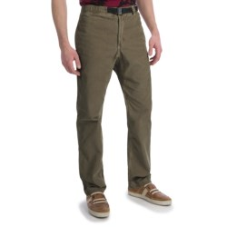 Gramicci Logan Corduroy Rockin' Sport Pants - Straight Leg (For Men) in Shale