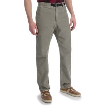 Gramicci Logan Corduroy Rockin' Sport Pants - Straight Leg (For Men) in Shale - Closeouts