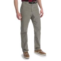 Gramicci Logan Corduroy Rockin' Sport Pants - Straight Leg (For Men) in Beach Khaki