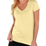 Gramicci Marea T-Shirt - V-Neck, Short Sleeve (For Women)