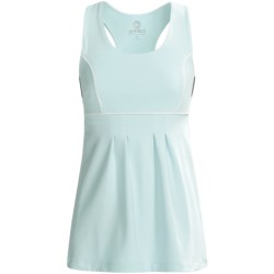 Gramicci Mariko Tank Top - UPF 50, Built-In Sports Bra (For Women) in Spa Blue