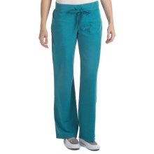 Gramicci Matsuko Pants - UPF 50, French Terry (For Women) in Biscay Bay - Closeouts