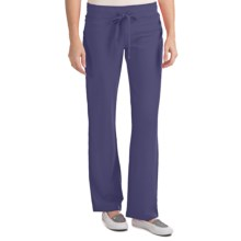Gramicci Matsuko Pants - UPF 50, French Terry (For Women) in Eclipse - Closeouts