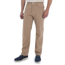 Gramicci Mt. Hood Pants - UPF 20, Flannel Lined (For Men) in Classic Khaki - Closeouts