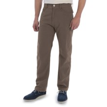 Gramicci Mt. Hood Pants - UPF 20, Flannel Lined (For Men) in Hawk - Closeouts
