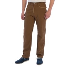 Gramicci Mt. Hood Pants - UPF 20, Flannel Lined (For Men) in Sienna Brown - Closeouts