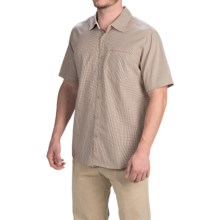 Gramicci Myles Shirt - Short Sleeve (For Men) in Gold Coast - Closeouts
