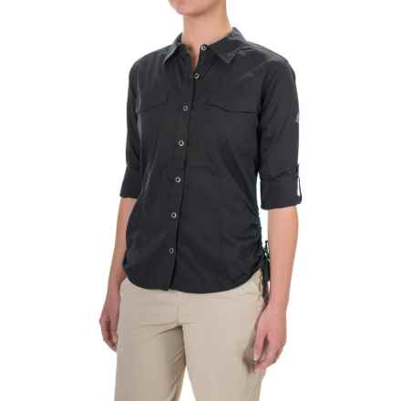 Gramicci No-Squito Shirt - Long Sleeve (For Women) in Black - Closeouts