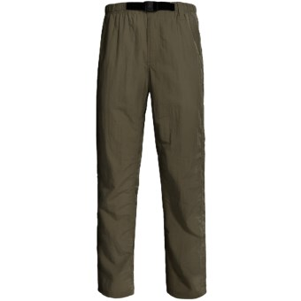 Gramicci N.T.N. Pants - UPF 30 (For Men) in Fatigue Green
