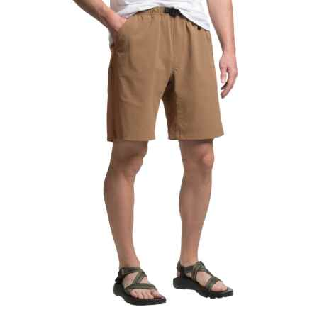 Gramicci Nylon Stretch Original G 2.0 Shorts (For Men) in Beach Khaki - Closeouts