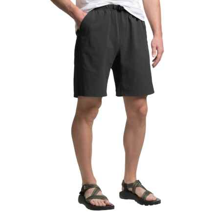 Gramicci Nylon Stretch Original G 2.0 Shorts (For Men) in Black - Closeouts
