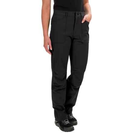 Gramicci Octavia Stretch-Nylon Pants (For Women) in Black - Closeouts