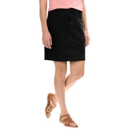 Gramicci Ojai Cargo Skirt (For Women) in Black - Closeouts